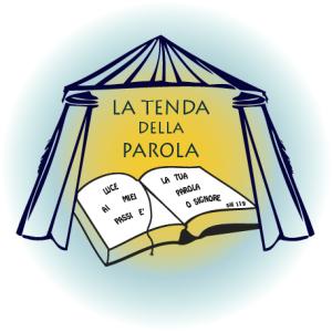 """logo """"La Tenda della Parola"""""""